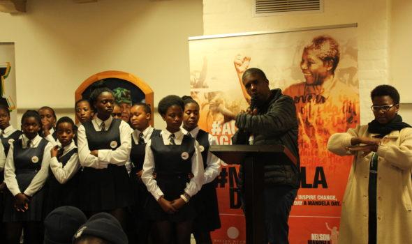 Yase  Mandela Day Ct