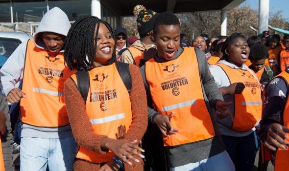 Mandela Day Uj